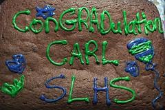 June 2018 Carl's SLHS Graduation