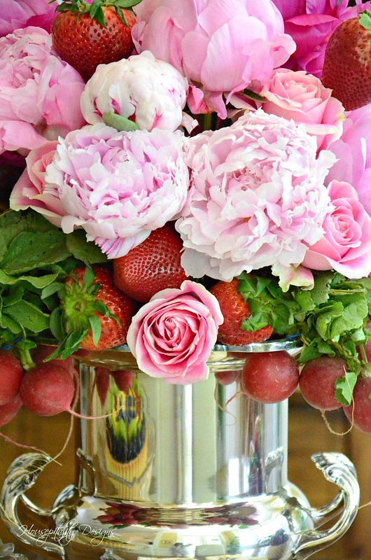 Peony Arrangement-Housepitality Designs
