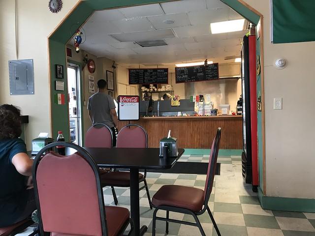 Ortega's taco shop