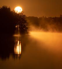 Sunday Sunrise Irishtown Nature Park