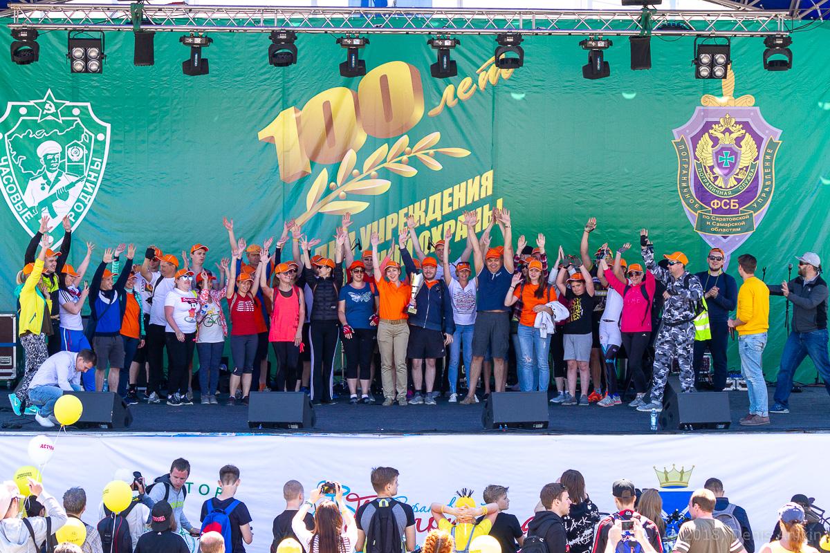 Саратовский Велопарад Тинькофф 2018 фото 29
