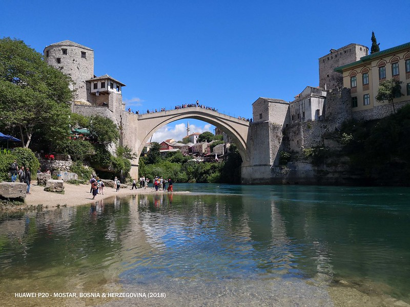2018 Day 5 Bosnia 01 Mostar Stari Most