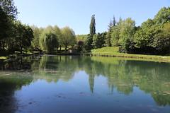 Montfaucon - Plan d'eau (bourg) - Photo of Beaumat