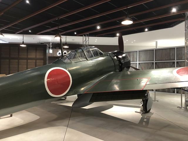 零戦52型甲 三菱4708号機 IMG_0453