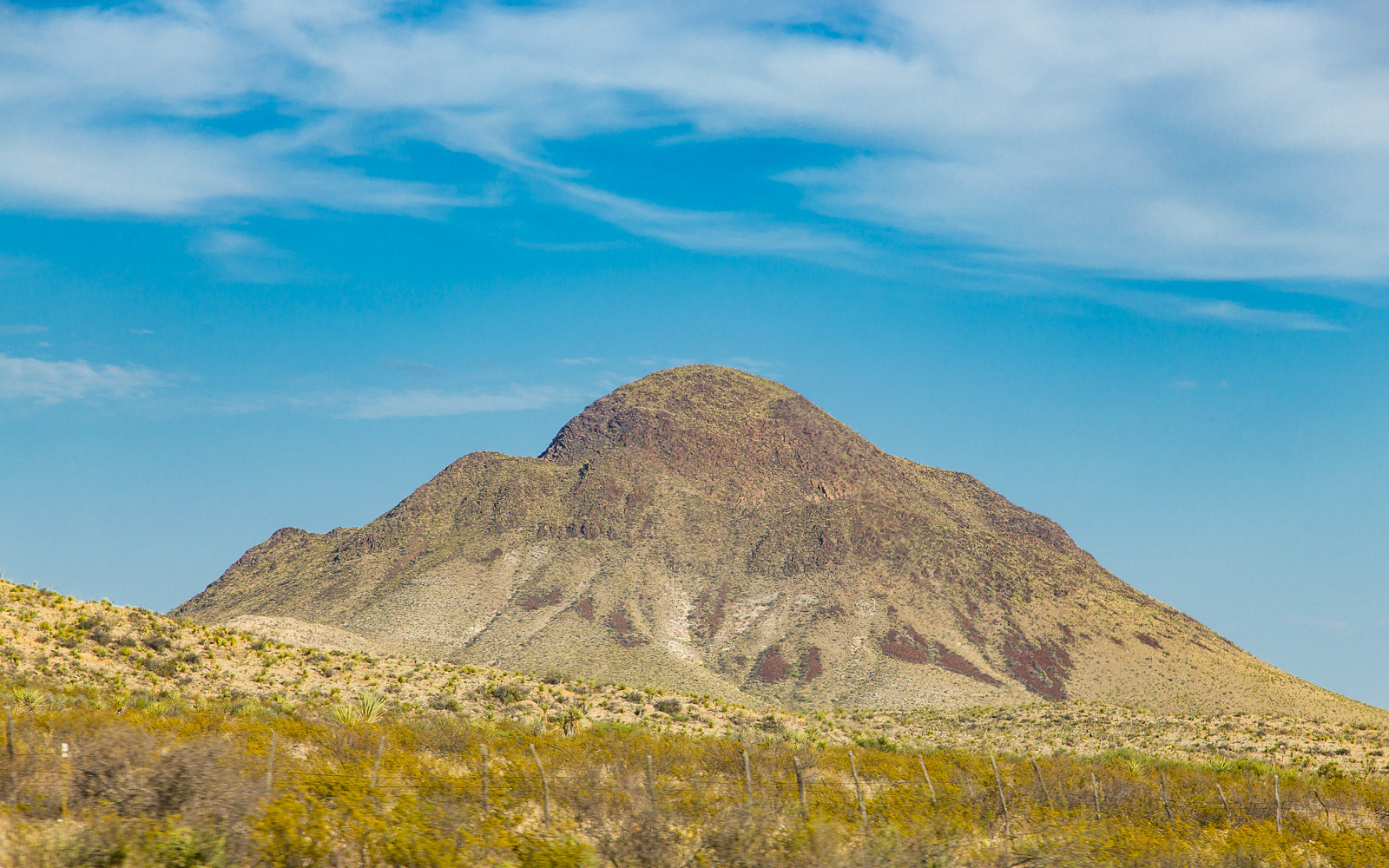 Big Bend Formations