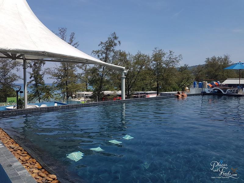 beyong patong infinity pool