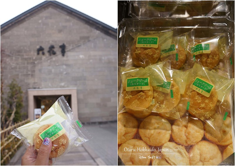 Kitakaro Cream Puffs
