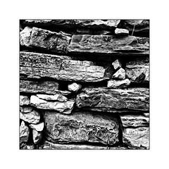 Le mur de pierres