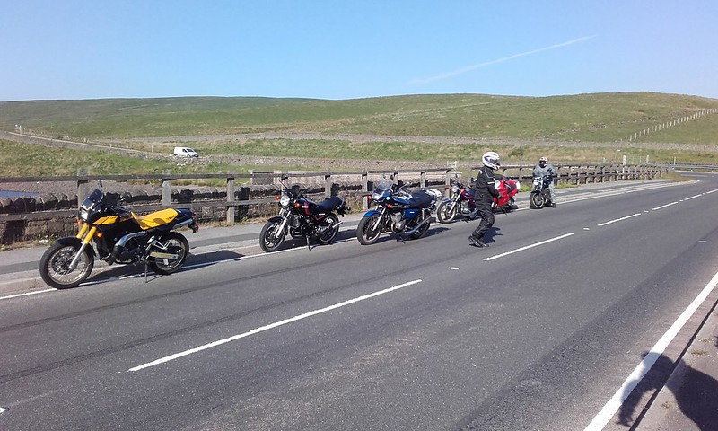 Evening rideout with chips Thursday 7th June 41773829115_a6567a65d3_c