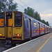 Fading of the light: Great Northern Class 313 - Hatfield