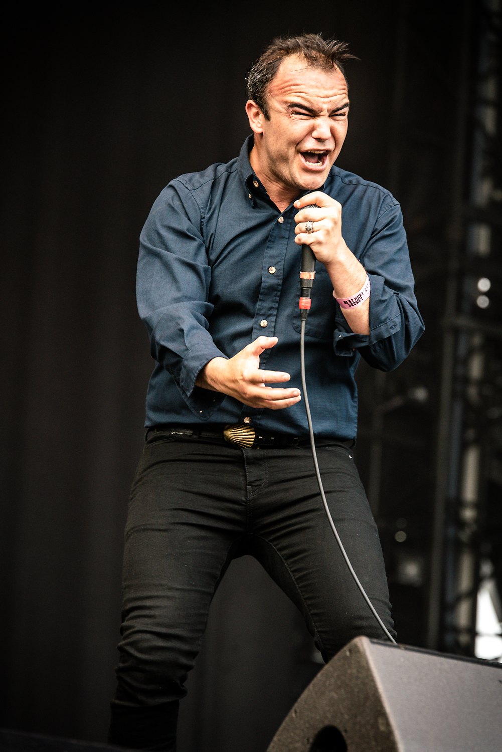 Future Islands @ Best Kept Secret 2018 (Jan Van den Bulck)