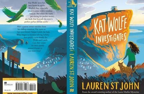 Lauren St John, Kat Wolfe Investigates