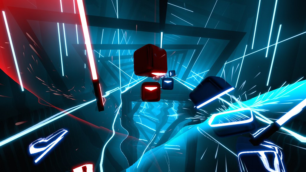 Beat Saber for PS VR