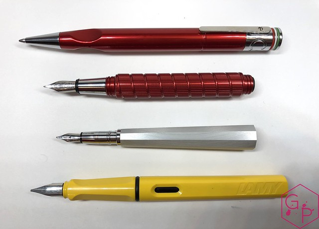 Giuliano Mazzuoli Cassia Ballpoint Pen:Pencil Review @CarolLuxury @GMazzuoli 10