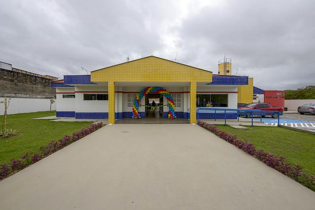 Governo Federal - Inauguração da creche Maria Aparecida Silva Dantas