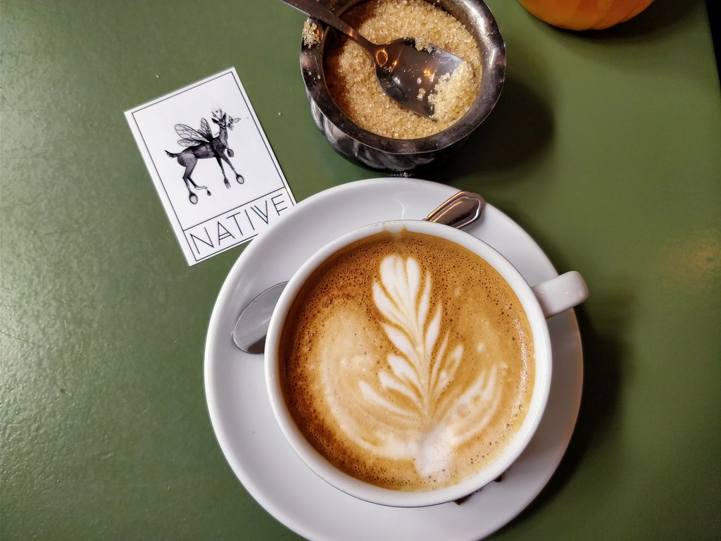 Coffee at Native