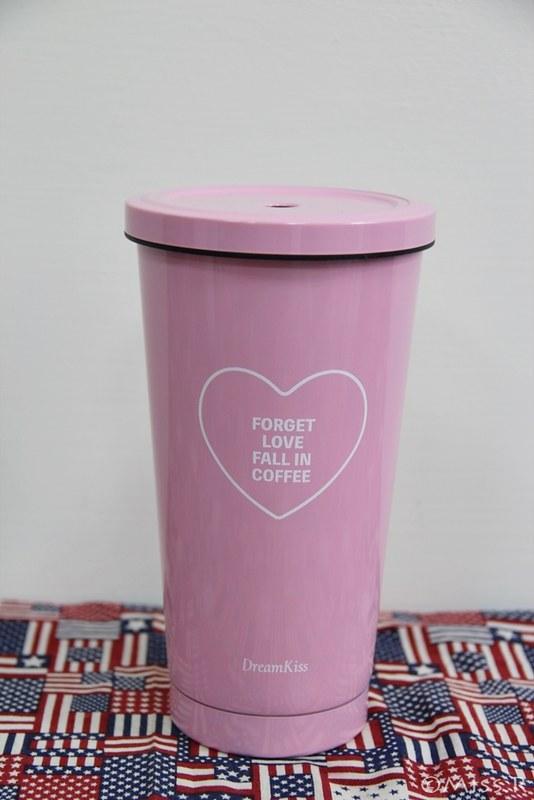 DreamKiss 甜言夢語 不鏽鋼杯 自備杯子優惠 不鏽鋼吸管 隨手杯 棉花糖杯 棉花糖吸管杯 吸管刷 304不鏽鋼18