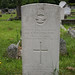 Grave of Leading Aircraftman Samuel Thomas Wilmington RAFVR, Haycombe Cemetery, Bath, Somerset