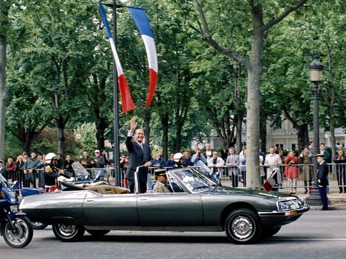 Citroën SM Présidentielle Chirac