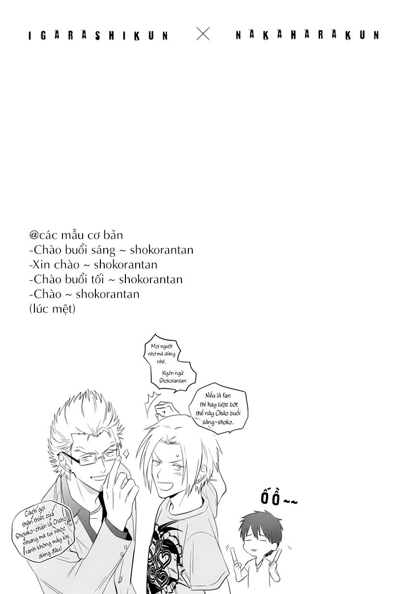 Đôi Ta Đi Trốn chap 9 - Trang 35