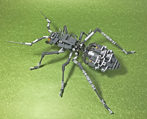 LEGO Mecha Ant-MK2-04