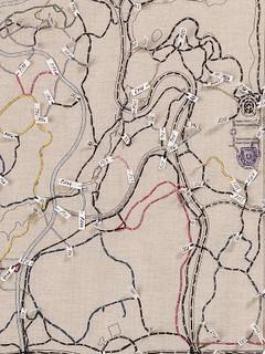 Desire Lines mapa
