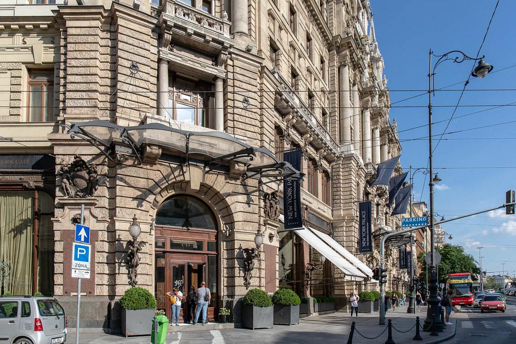 Hotels Near Keleti Station Budapest