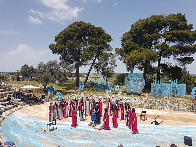 54° festival teatro greco