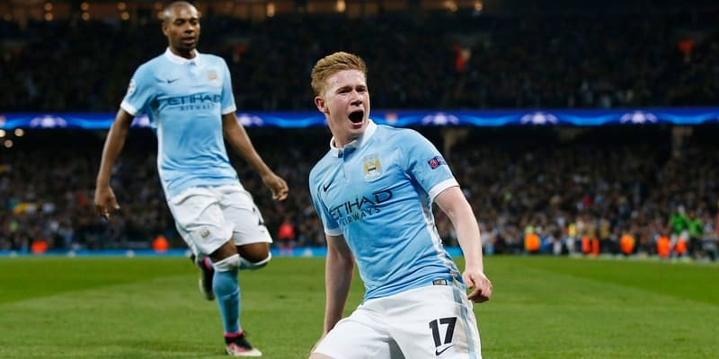 Roberto Martinez Sebut De Bruyne Lebih Pantas Raih PFA Player Of The Year