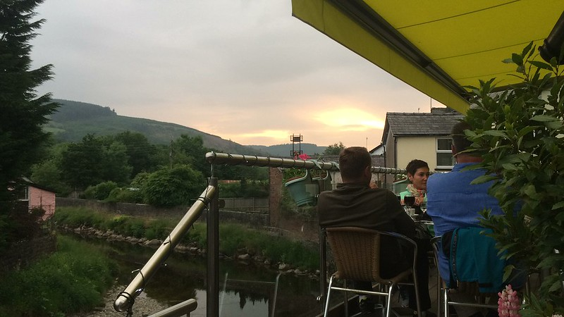 The Drovers Rest, Llanwrtyd Wells 