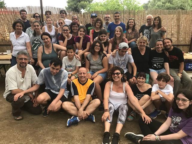 Bbq Y Padel En Familia Junio 2018
