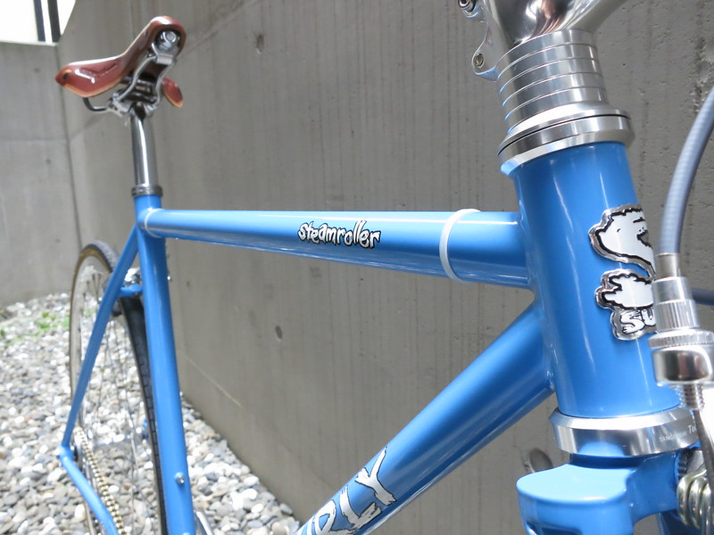 SURLY Steamroller Blue Hed