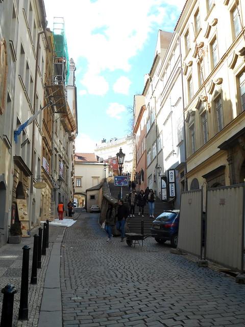 Prague Road to the, Nikon COOLPIX S3600