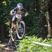 197 MIJ Downhill event at Cannop Cycle Centre. Pedalabikeaway, Forest of Dean Gloucestershire.