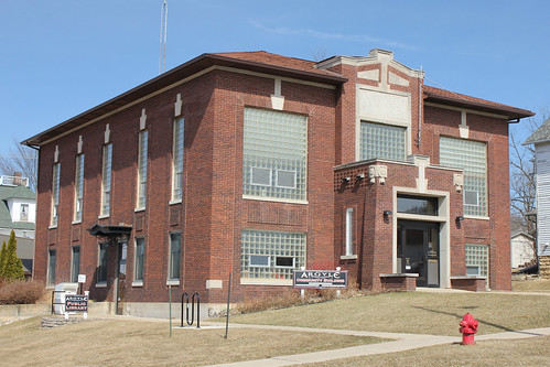 Waddington Memorial Community Building - Argyle, WI