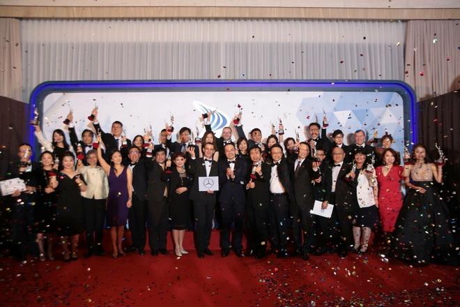 上周五(6.15)舉辦「2018亞洲最佳企業雇主獎」頒獎典禮,台灣賓士為汽車產業中唯一獲獎企業