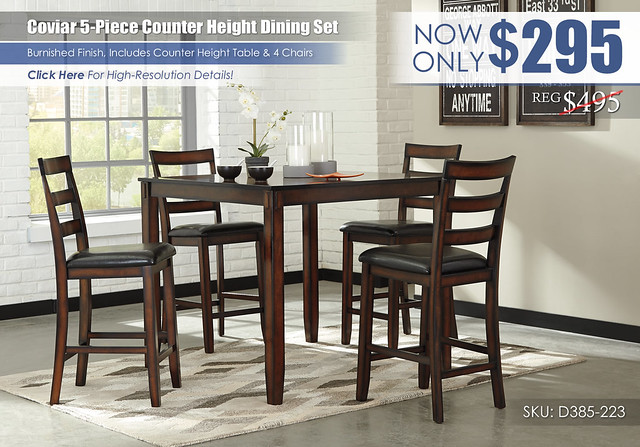 Coviar 5PC Dining Set_D385-223-R400692-ALT