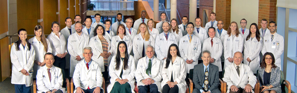 2017 Urology Faculty Group
