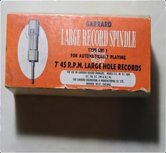 Garrard Large Record Spindle LRS1