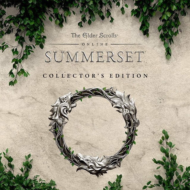 The Elder Scrolls Online: Summerset Collector's Ed.