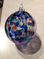 Art of Fire Create your own glass ornaments