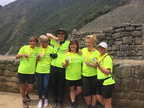 Peru Wild Inca Trek 2017
