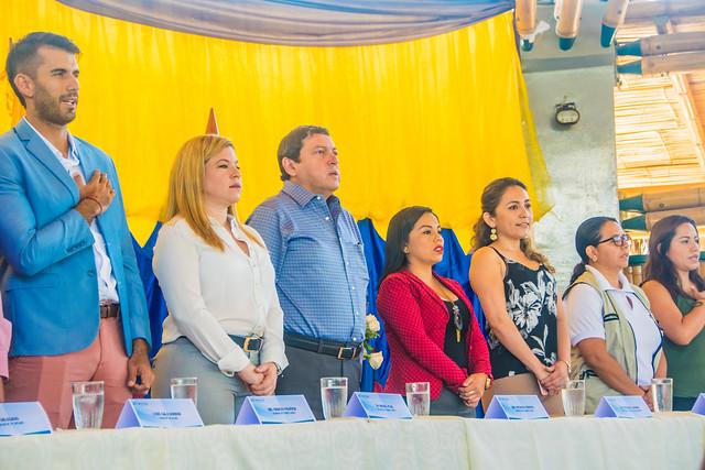 JUNTO A MANABÍ Y GUAYAS FIRMAMOS CONVENIO PARA ENFRENTAR CAMBIO CLIMÁTICO