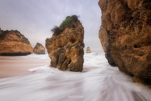 Algarve Seascape