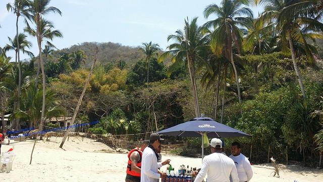 The beach cove Puerto Vallarta 20180421_120400_0