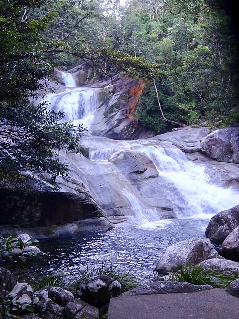 Josephine Falls, Mt Bartle, Sony DSC-WX350, Sony 25-500mm F3.5-6.5