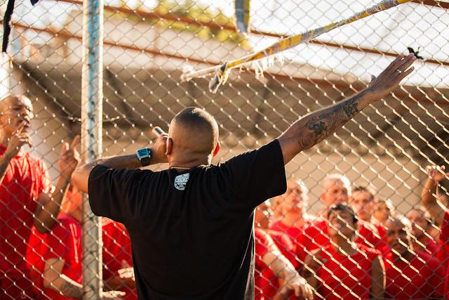 O rapper Dexter fundou o grupo de hip-hop 509-E quando esteve preso no Carandiru  - Créditos: Bruno Alves