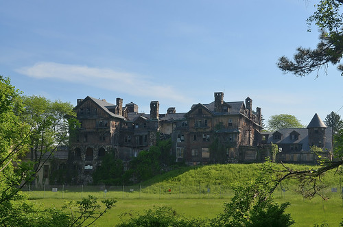 abandoned school college hotel millbrookny duchesscountyny