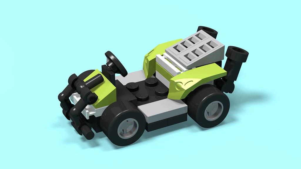 Go-Kart | Some simple go-karts I made  Digital file here: st