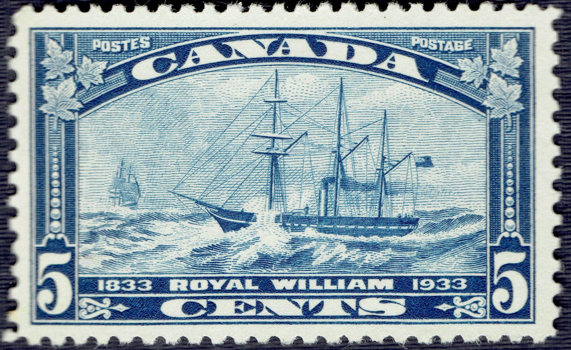 Canada - Scott #204 (1933)